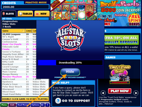real money casino online lottery