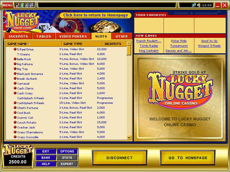 Casino crate flaming game luck nugget gambling casinos in louisiana