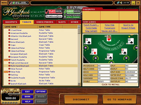 safest online casino 5 card